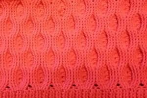 Puntadas en crochet para blusas