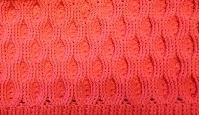 Puntadas crochet para blusas