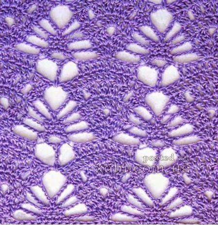 puntos a crochet paso a paso gratis