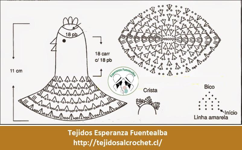 Accesorios tejidos a ganchillo1
