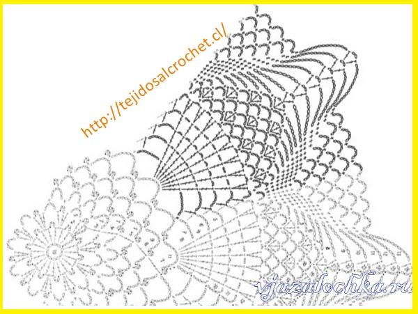 Manteles crochet patrones1