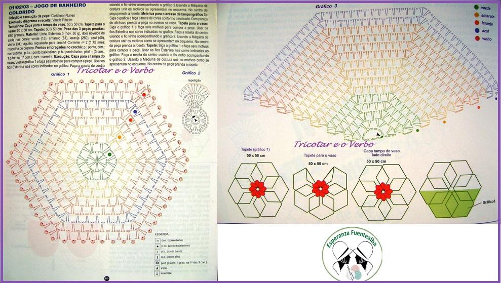 Modelos tejidos a crochet1