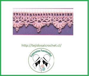 Puntillas al crochet 01