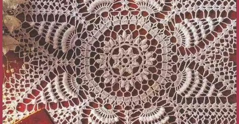 Tapetes a crochet paso a paso