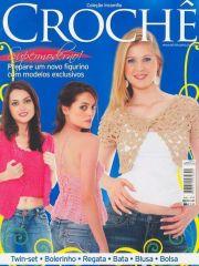 Revista Ganchillo Moda. Diferentes diseños y modelos de prendas tejidas