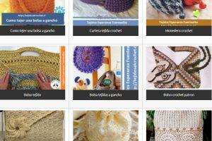 Bolsos Tejidos Crochet