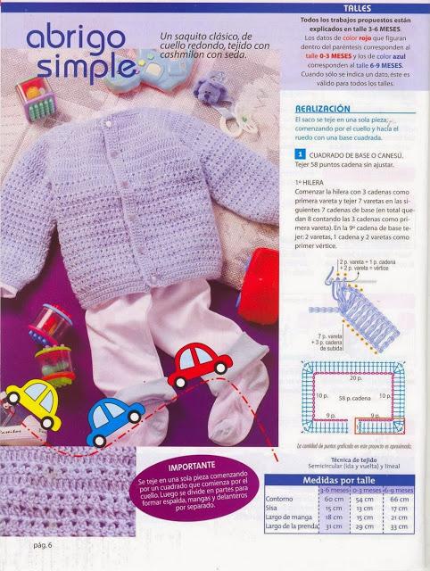 Crochet bebes1