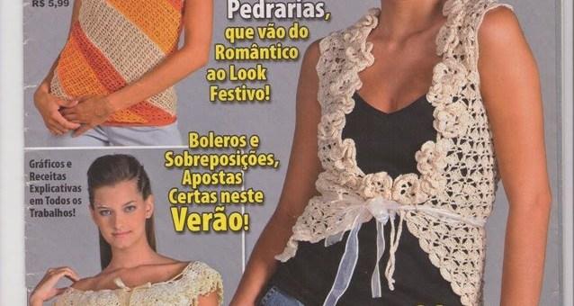 Revista Crochet Tejidos modernos