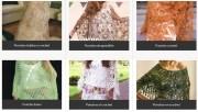 Modelos de ponchos tejidos al crochet que le encantarán