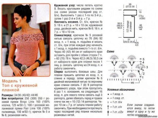 Patrones de blusas sencillas1