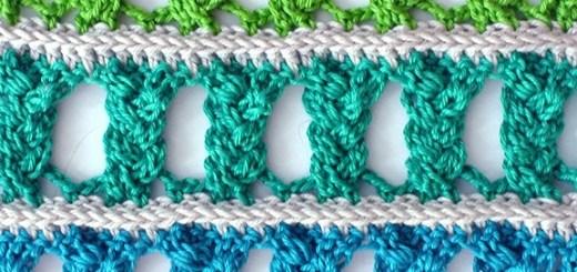 Puntos para tejer a crochet