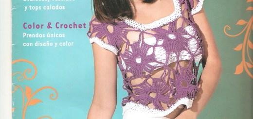 Revista moda crochet gratis