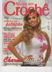 Revistas crochet gratis pdf. Modelos ropa femenina crochet
