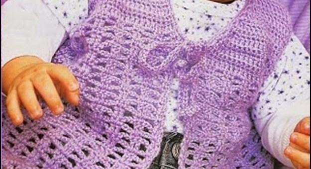 Tejidos crochet para bebe