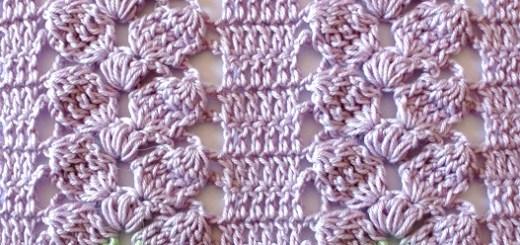 Tutorial de puntos a crochet