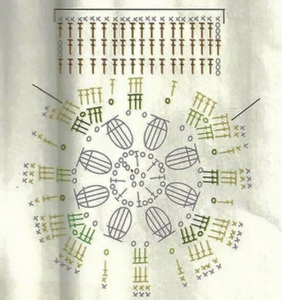 Patrón almohadones crochet pequeños1