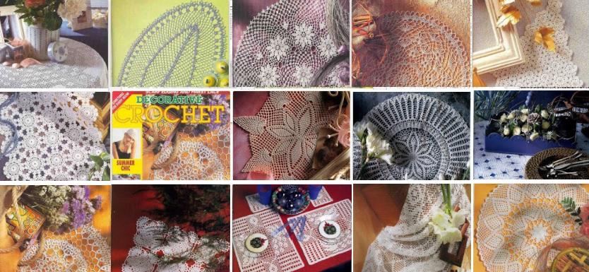 Revistas crochet hogar gratis