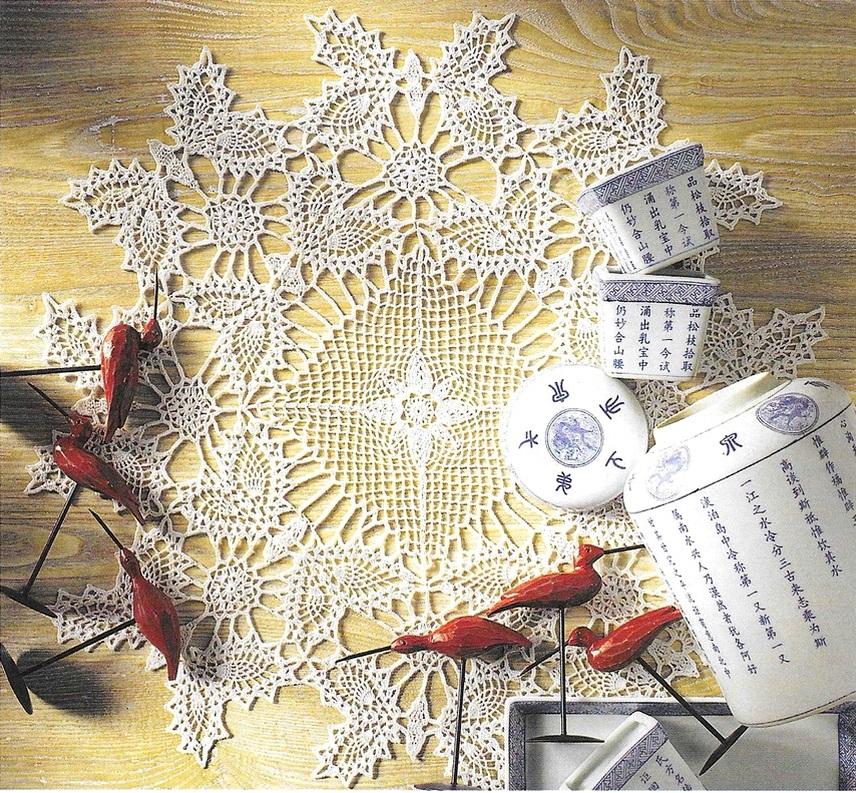 ▷ Tapete crochet mariposa - ⭐️Tejidos al Crochet⭐️