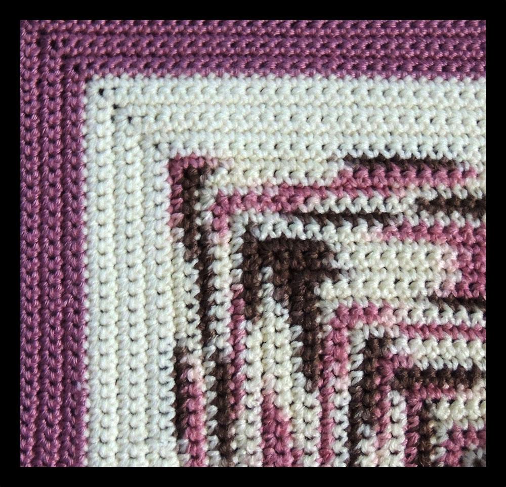Como Hacer Cuadros De Crochet Para Mantas.Crochet Motivos Flores Y Cuadrados Tejiendo De Corazon