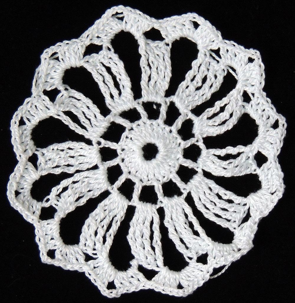 Crochet - Tejiendo de Corazon : Videos de bellos motivos en Crochet
