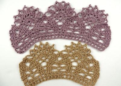 Crochet : Bordes