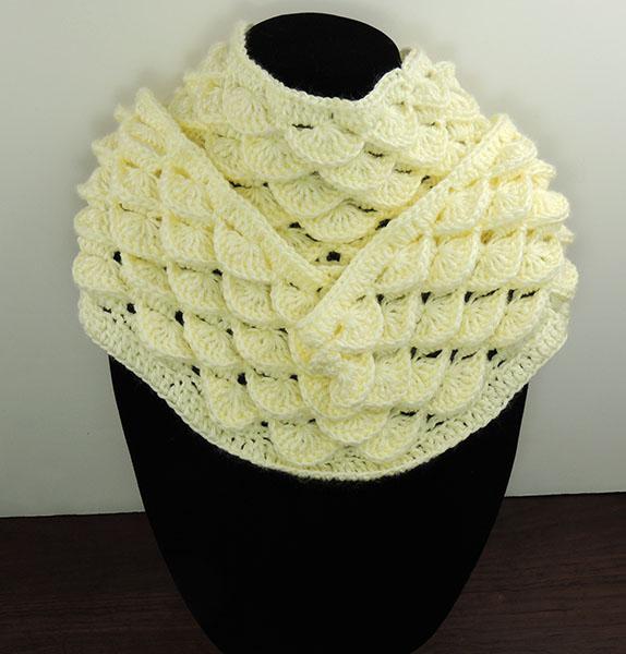 Crochet : Gorros, Bufandas, Guantes y Accesorios - Tejiendo de Corazon