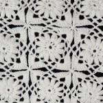 Crochet : Uniones Cuadrado #8