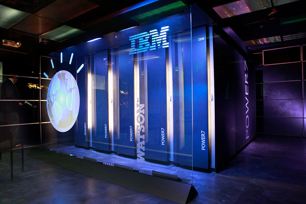 YORKTOWN HEIGHTS, NEW YORK––IBM has created a computer, called Watson, that will play against the b
