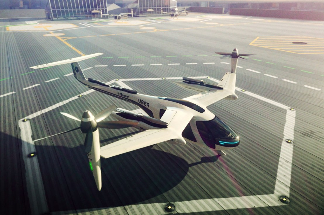 Uber Flying Cars? Under-Promise & Over-Deliver