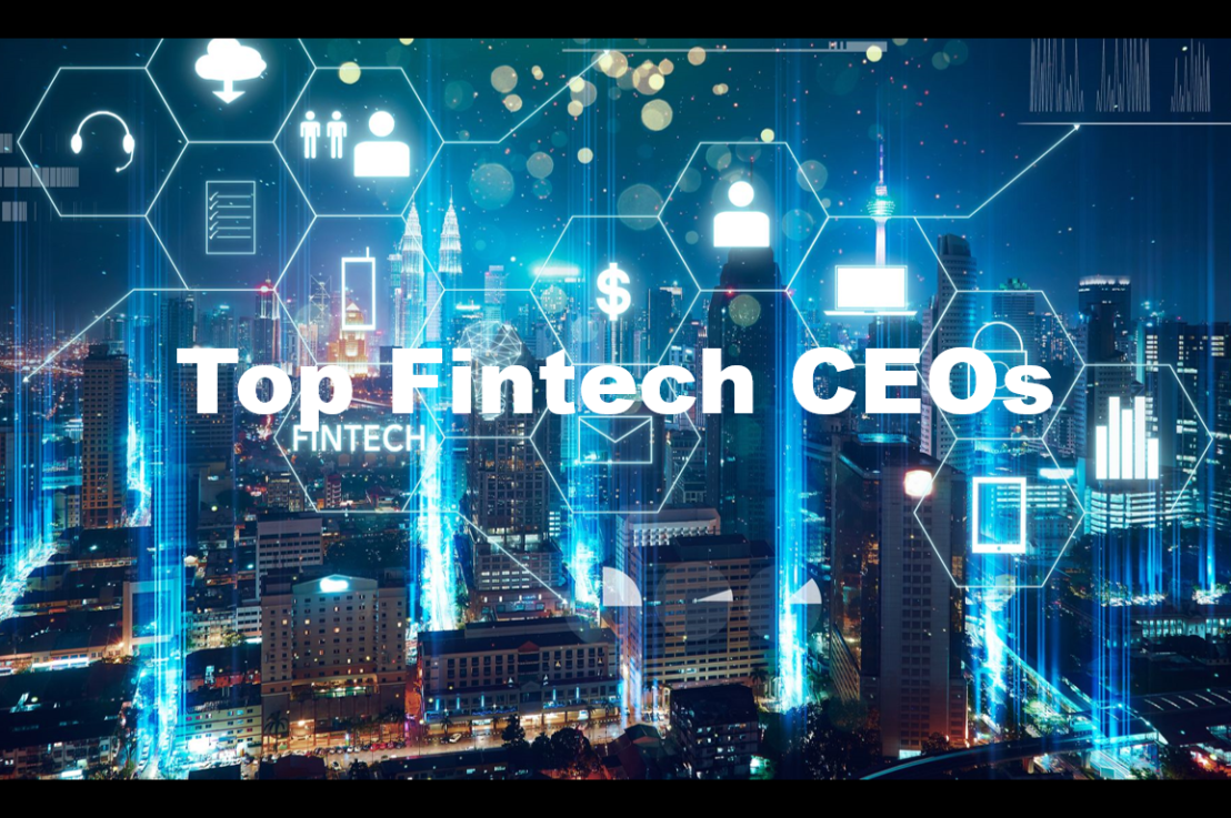 Top Fintech CEOs by Total Stock Return