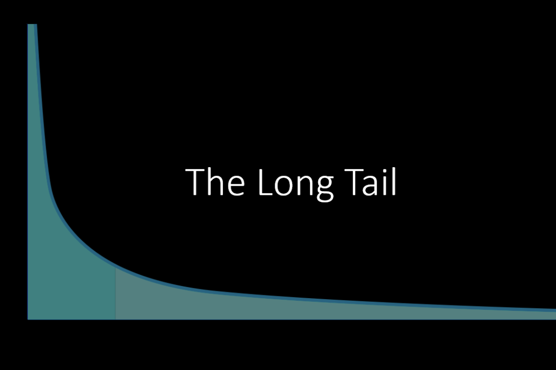 The Long Tail Will Differentiate You