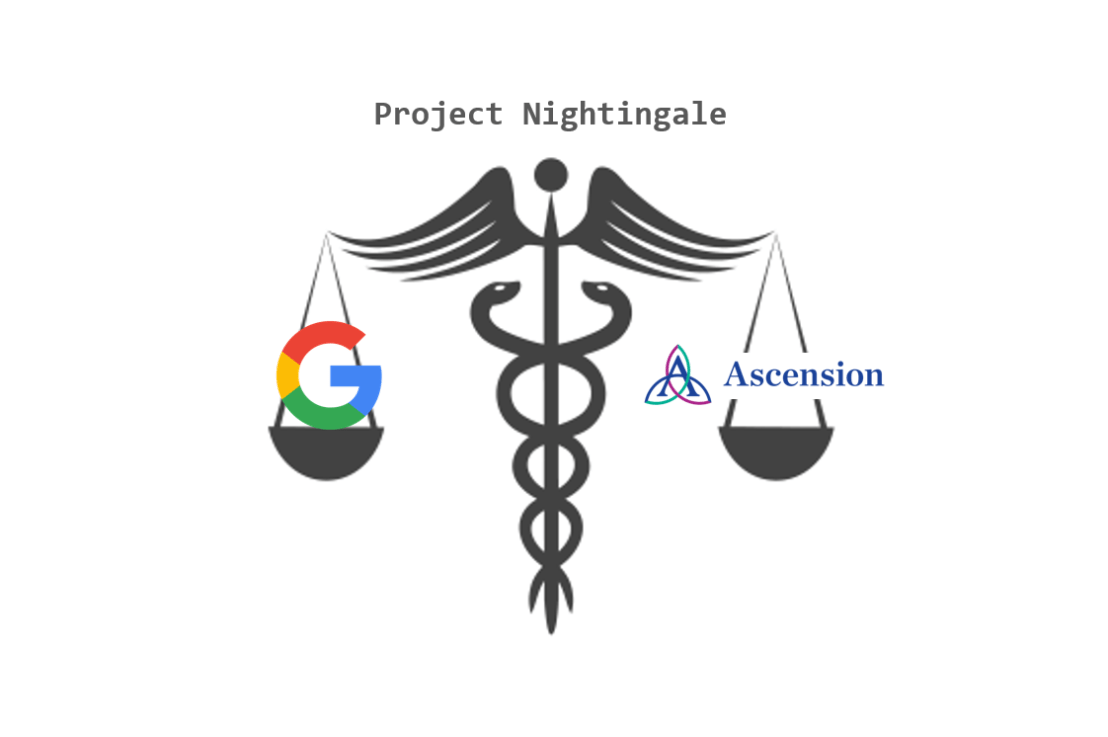 Google and Ascension Act Brazenly with Patient Medical Records