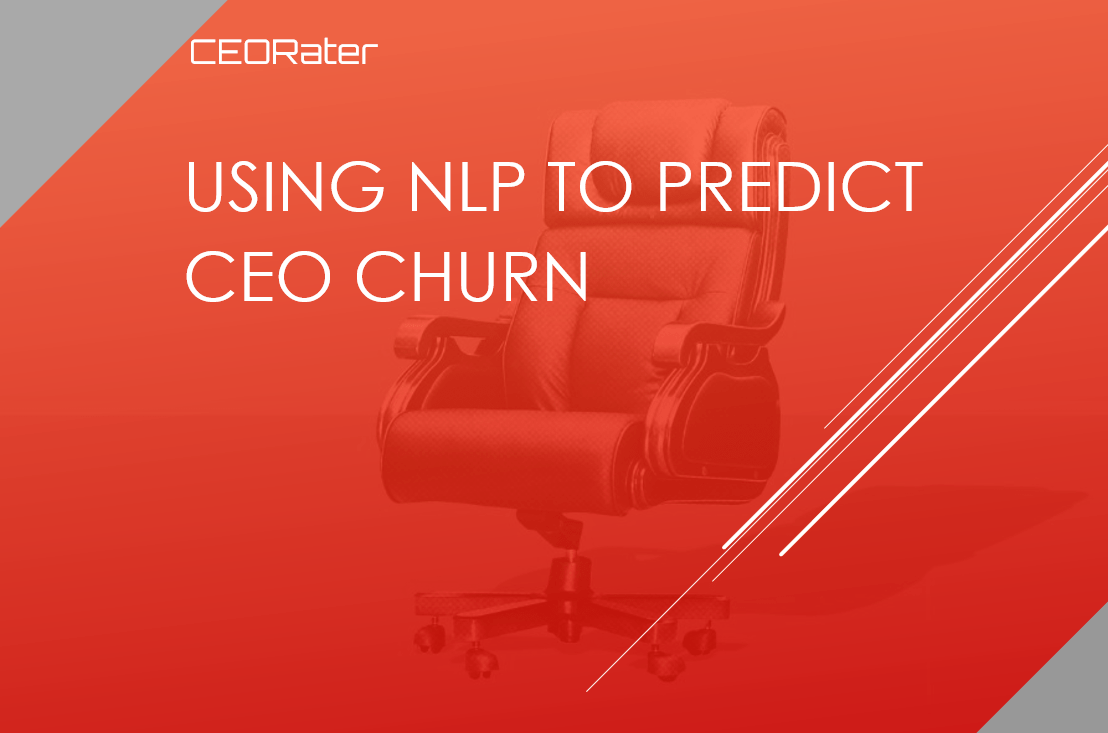 Using NLP To Predict CEO Churn