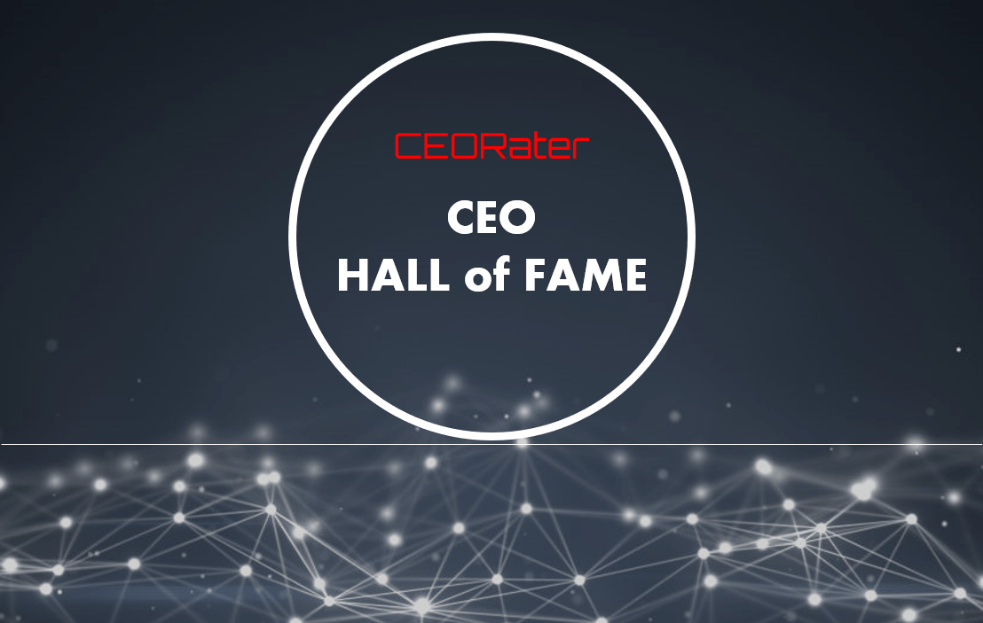 Looking Forward to Announcing CEORater's 2020 Technology CEOs of the Year