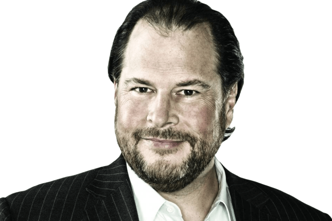 Salesforce Is Chasing The Leader