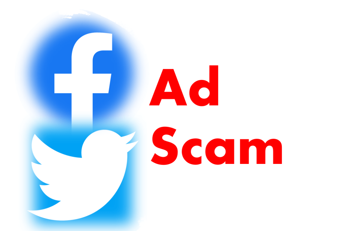 The Facebook and Twitter Ad Scam