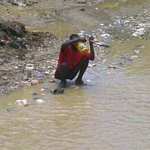 no-potable-water