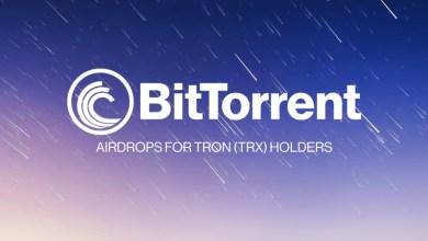 Photo of عملية Airdrop ضخمة من موقع BitTorrent لعملته (BTT) حصريا لحاملي عملة ترون