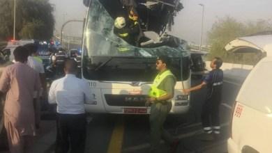 """Photo of الإمارات تحاكم سائق حافلة """"مواصلات"""" وتطالبه بـ 3 ملايين درهم"""