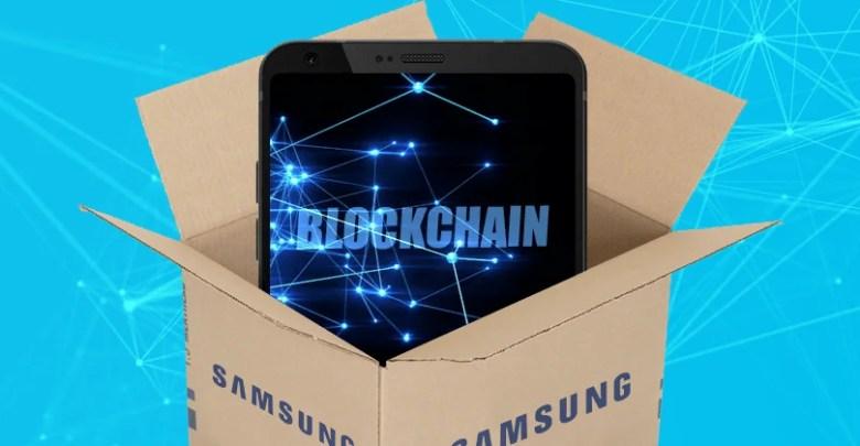 سامسونج توسع تطبيقات البلوكشين وتحديثات لمحفظة العملات الرقمية - تقني نت العملات الرقمية