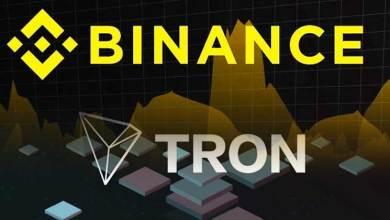 منصة Binance تدعم عملية توزيع Staking لعملة ترون TRX - تقني نت العملات الرقمية