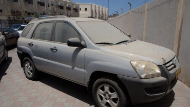 200 الى 1000 ريال عماني غرامة من يترك مركبته لفترة طويلة - تقني نت عمانيات