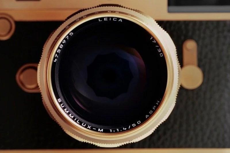 نسخة محدودة من كاميرا Leica M10-P - تقني نت التكنولوجيا