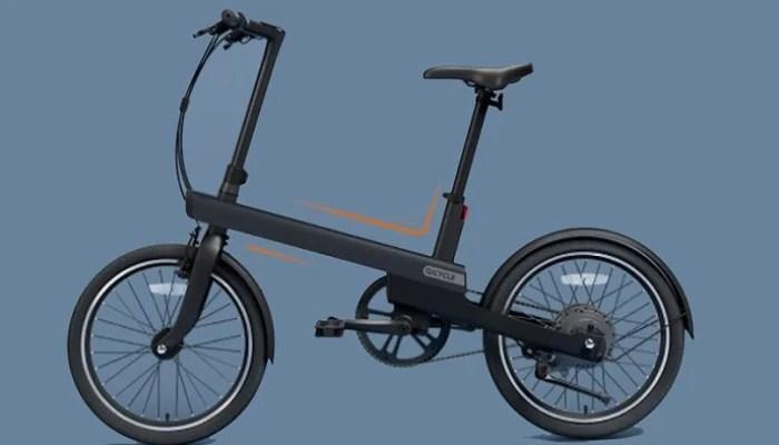 شاومي تطلق دراجة هوائية كهربائية قابلة للطي - تقني نت التكنولوجيا
