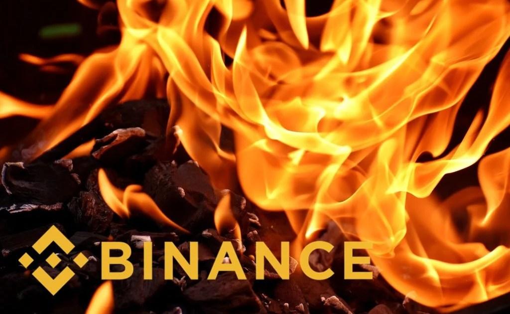 تفاصيل عملية حرق عملات BNB للربع الماضي - تقني نت العملات الرقمية
