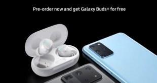 سامسونج تطرح سماعة Galaxy Buds Plus اللاسلكية بسعر 149 دولار - تقني نت التكنولوجيا
