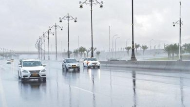 Photo of منخفض جوي على سلطنة عمان يبدأ غدًا