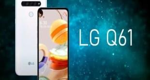مواصفات و سعر هاتف LG Q61 الجديد - تقني نت تكنولوجيا