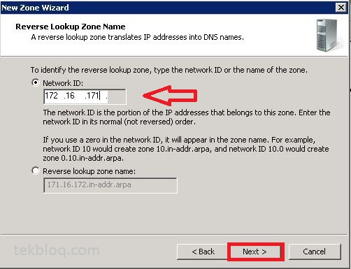 Add a Reverse Lookup Zone on a DNS Server – Windows Server
