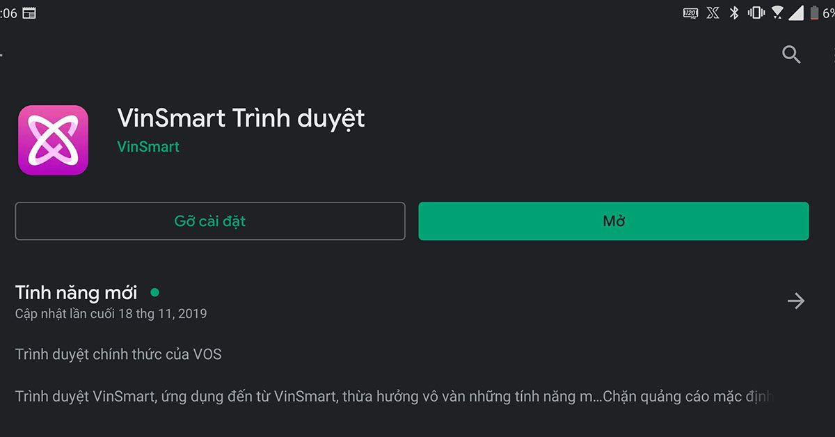 vsmart browser